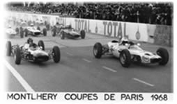 Coupe de Paris 1968 - MONTLHERY